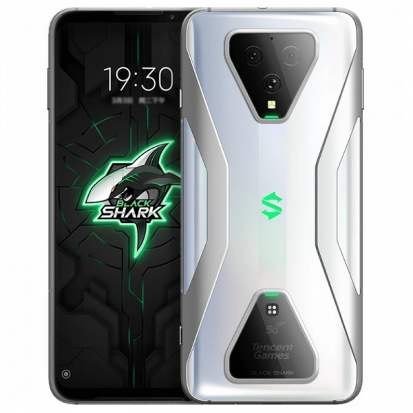 Telefon mobil Xiaomi Black Shark 3 8/128 Silver 0