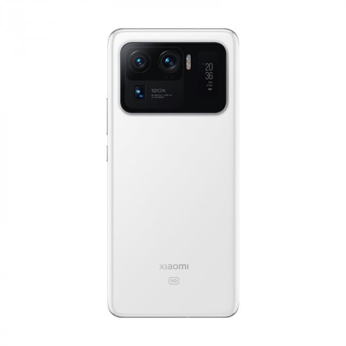 Telefon mobil Xiaomi Mi 11 Ultra 12/512 Alb [2]