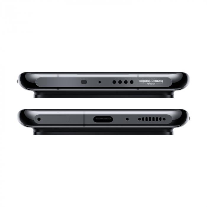 """Telefon mobil Xiaomi Mi 11 Ultra Negru, 5G, AMOLED curbat 6.81"""" WQHD+ 120Hz, Selfie display, 12GB RAM LPDDR5, 512GB ROM, Snapdragon 888 [5]"""