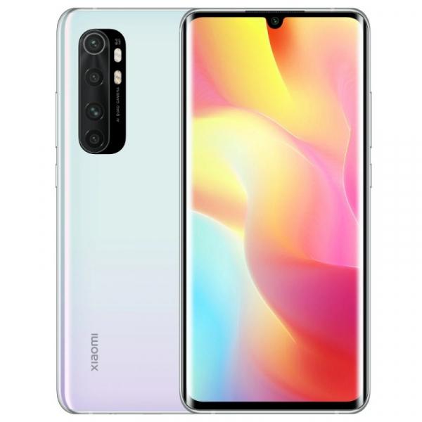 Telefon mobil Xiaomi Mi Note 10 Lite 6/128 Alb 0