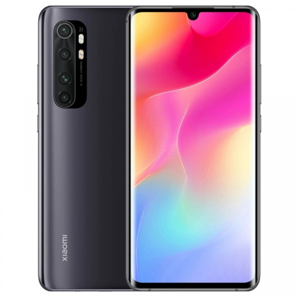 Telefon mobil Xiaomi Mi Note 10 Lite 6/128 Negru 0
