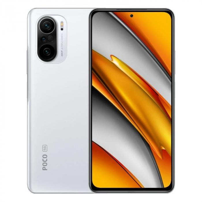 Telefon mobil Xiaomi POCO F3 8/256 Alb [0]