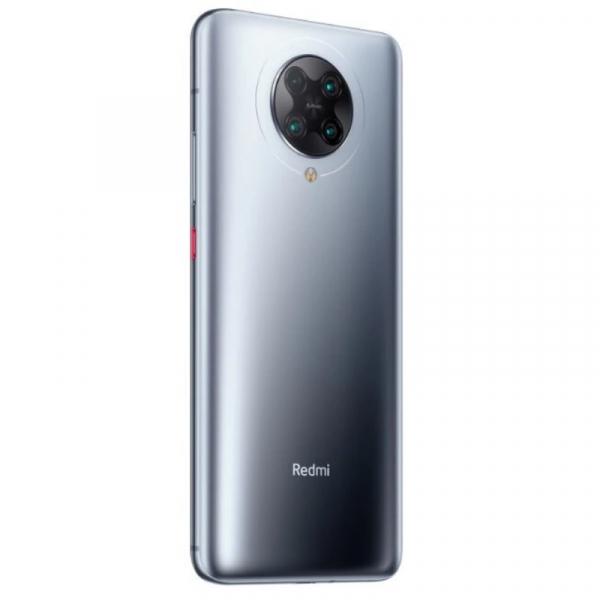 Telefon mobil Xiaomi Redmi K30 Pro, 5G, AMOLED 6.67inch, 8GB RAM, 256GB ROM, Android 10, Snapdragon865 OctaCore, Dual SIM, 4700mAh, Gri 2