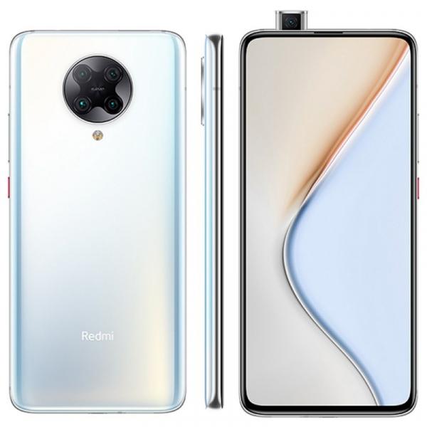 Telefon mobil Xiaomi Redmi K30 Pro, 5G, AMOLED 6.67inch, 8GB RAM, 128GB ROM, Android 10, Snapdragon865 OctaCore, Dual SIM, 4700mAh, Alb 4
