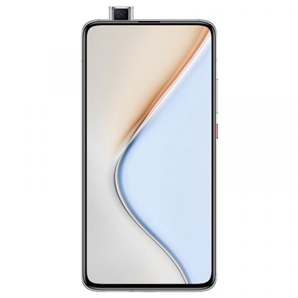 Telefon mobil Xiaomi Redmi K30 Pro, 5G, AMOLED 6.67inch, 8GB RAM, 128GB ROM, Android 10, Snapdragon865 OctaCore, Dual SIM, 4700mAh, Alb 1