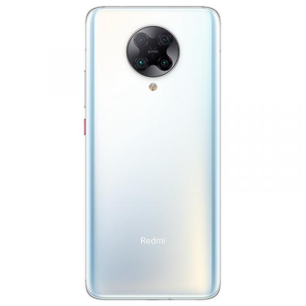 Telefon mobil Xiaomi Redmi K30 Pro, 5G, AMOLED 6.67inch, 8GB RAM, 128GB ROM, Android 10, Snapdragon865 OctaCore, Dual SIM, 4700mAh, Alb 2