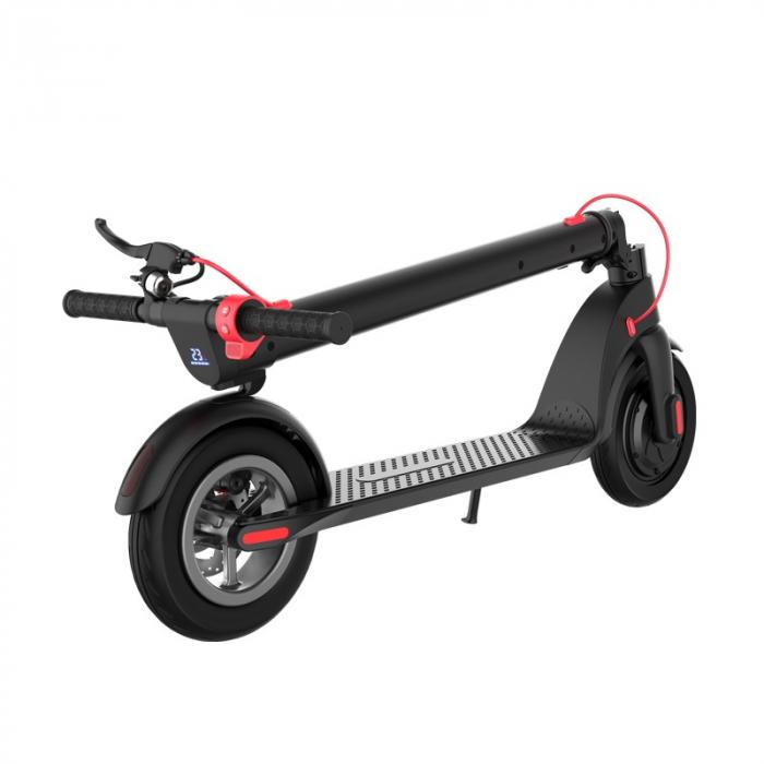 "Trotineta electrica pliabila iSEN X7 Pro 10"" Negru [2]"