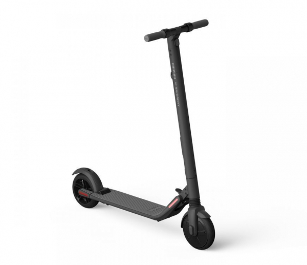 Trotineta electrica pliabila Ninebot Segway Kickscooter ES2, IP54, 700w, 25Km/h, 25Km, Aplicatie mobil, Lumini, Global 4