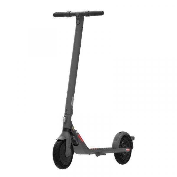Trotineta electrica pliabila Segway Ninebot KickScooter E25E Gri, Display LED, 300W, Autonomie 25km, Viteza maxima 25km h, Anvelope 9 , IPX4 imagine