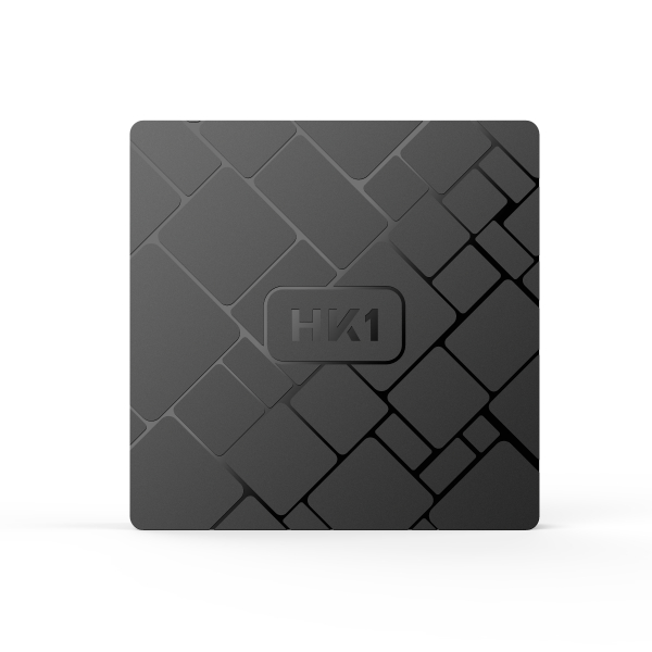 TV BOX HK1 4K, Android 7.1.2, 2GB RAM 16GB ROM, Kodi 18, S905W Quad Core, Wifi, Lan, Slot Card 3