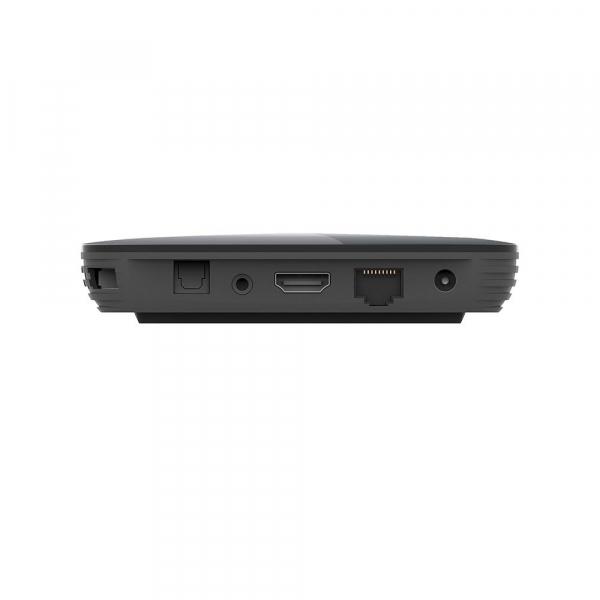 TV Box HK1 BOX Smart Media Player, 8K, RAM 4GB, ROM 32GB, Amlogic S905X3, Android 9.0, Slot Card, Quad Core 2