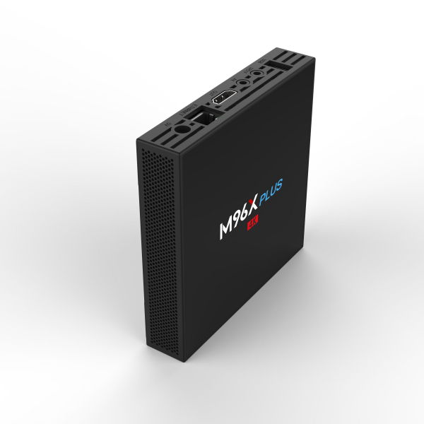 TV BOX M96X Plus 4K, KODI 18, Amlogic S912, 2GB RAM 16GB ROM, Octa Core Cortex A53, Android 7, Wireless dual band 14