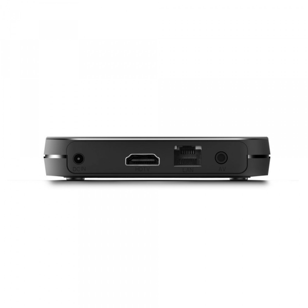 TV Box Mecool KM9 Pro Smart Media Player, 4GB Ram, 32 GB ROM, Android 9.0, QuadCore, Control vocal 11