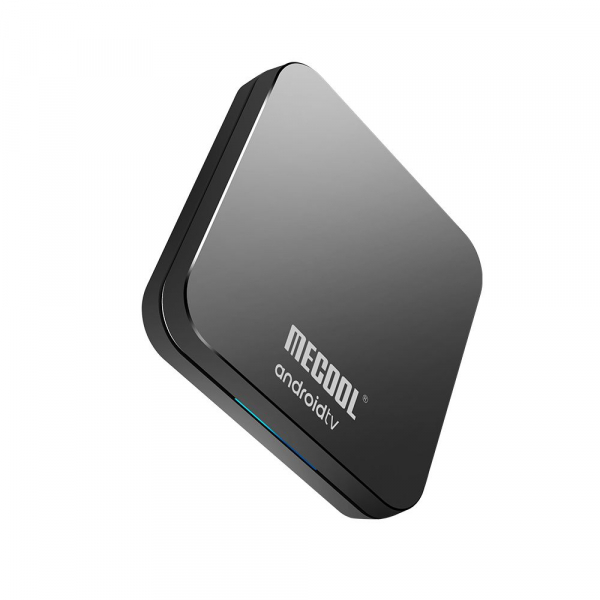 TV Box Mecool KM9 Pro Smart Media Player, 4GB Ram, 32 GB ROM, Android 9.0, QuadCore, Control vocal 4