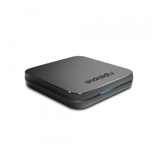 TV Box Mecool KM9 Smart Media Player, 4GB Ram, 32 GB ROM, Android 9.0, QuadCoreAmlogic S905X2 10