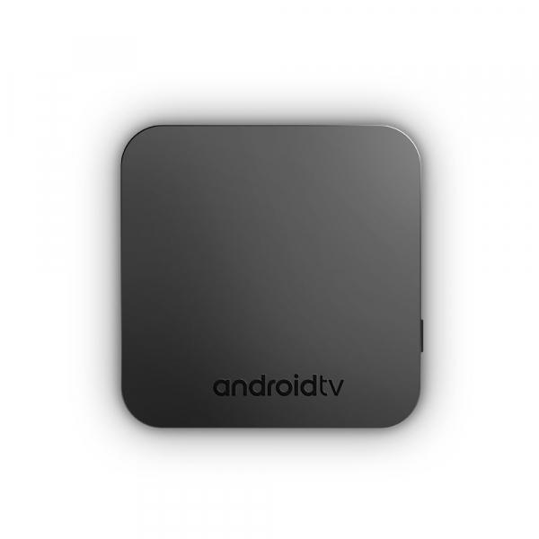 TV Box Mecool KM9 Smart Media Player, 4GB Ram, 64 GB ROM, Android 9.0, QuadCoreAmlogic S905X2 6