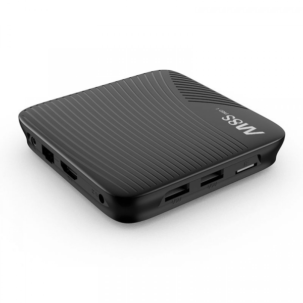 TV Box Mecool M8S PRO L 4K, KODI, MICROFON , 3GB RAM, Amlogic S912 Octa Core, Bluetooth, Wifi dual band, LAN, HDR 5