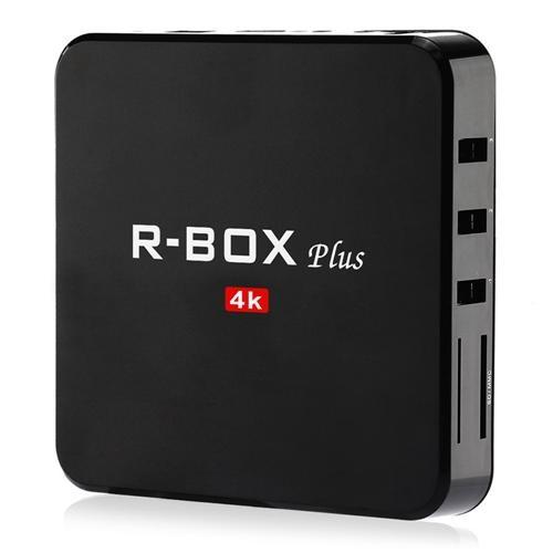 Tv box R BOX Plus KODI 18 TV BOX 4K Android 7/8.1 2GB RAM /16GB Memorie interna 1