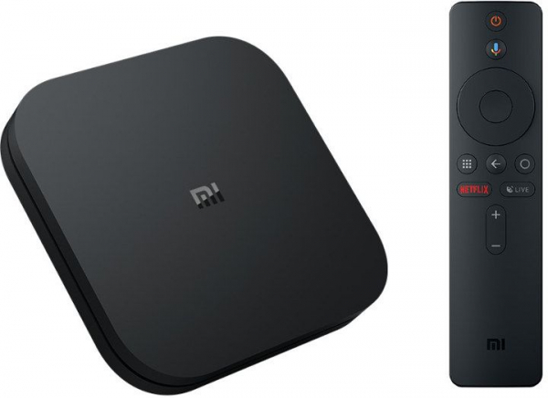 TV Box Xiaomi Mi Box S 4K global , 2GB RAM 8GB ROM, Cortex A53 Quad Core, Telecomanda cu microfon, USB, HDMI, Wireless imagine