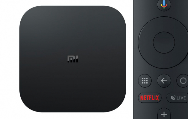 TV Box Xiaomi Mi Box S 4K  global , 2GB RAM 8GB ROM, Cortex A53 Quad Core, Telecomanda cu microfon, USB, HDMI, Wireless 1