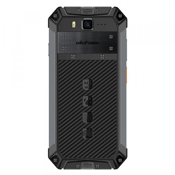 """Telefon mobil Ulefone Armor 3W, IPS 5.7"""", Android 9, 6GB RAM, 64GB ROM, MediaTek Helio P70, ARM Mali-G72 MP3, Octa-Core, Dual-SIM, 10300mAh 4"""