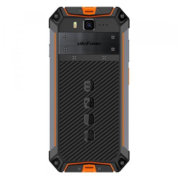 """Telefon mobil Ulefone Armor 3W, IPS 5.7"""", Android 9, 6GB RAM, 64GB ROM, MediaTek Helio P70, ARM Mali-G72 MP3, Octa-Core, Dual-SIM, 10300mAh 8"""