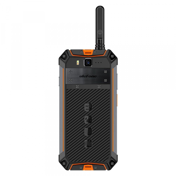 """Telefon mobil Ulefone Armor 3WT, IPS 5.7"""", Android 9, 6GB RAM, 64GB ROM, MediaTek Helio P70, Octa-Core, Walkie-Talkie, Dual-SIM, 10300mAh 8"""