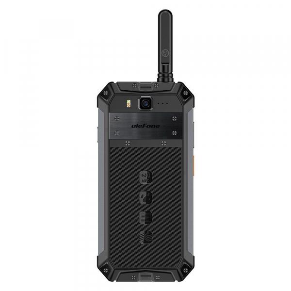 """Telefon mobil Ulefone Armor 3WT, IPS 5.7"""", Android 9, 6GB RAM, 64GB ROM, MediaTek Helio P70, Octa-Core, Walkie-Talkie, Dual-SIM, 10300mAh 4"""