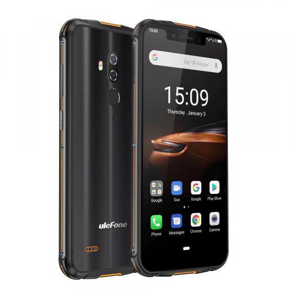 Telefon mobil Ulefone Armor 5S,IPS5.85inch, 4GB RAM, 64GB ROM, Android 9.0, MediaTek Helio P23, ARM Mali-G71 MP2,Octa Core, 5000mAh 2