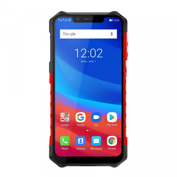Telefon mobil Ulefone Armor 6, IPS 6.2inch, 6GB RAM, 128GB ROM, MediaTek Helio-P60, OctaCore, Android 8.1, NFC, 5000 mAh 2