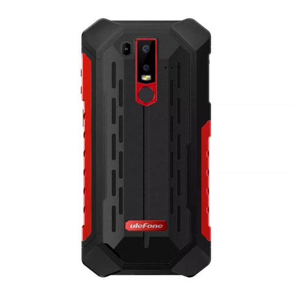 Telefon mobil Ulefone Armor 6, IPS 6.2inch, 6GB RAM, 128GB ROM, MediaTek Helio-P60, OctaCore, Android 8.1, NFC, 5000 mAh 3