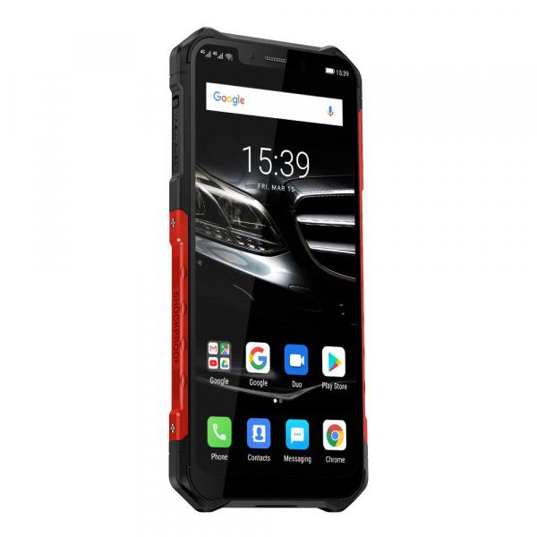 Telefon mobil Ulefone Armor 6E, 6.2inch, 4GB RAM, 64GB ROM, Helio P70 OctaCore, Android 9.0, Dual SIM, Incarcare Wireless 5