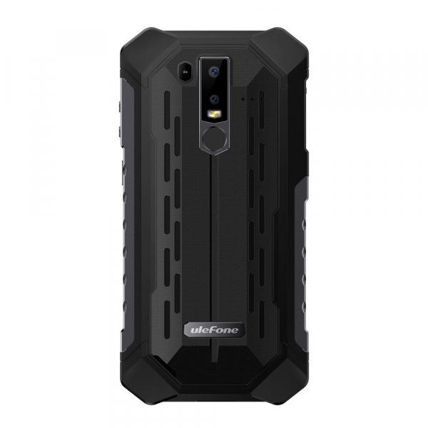 Telefon mobil Ulefone Armor 6E, 6.2inch, 4GB RAM, 64GB ROM, Helio P70 OctaCore, Android 9.0, Dual SIM, Incarcare Wireless 2