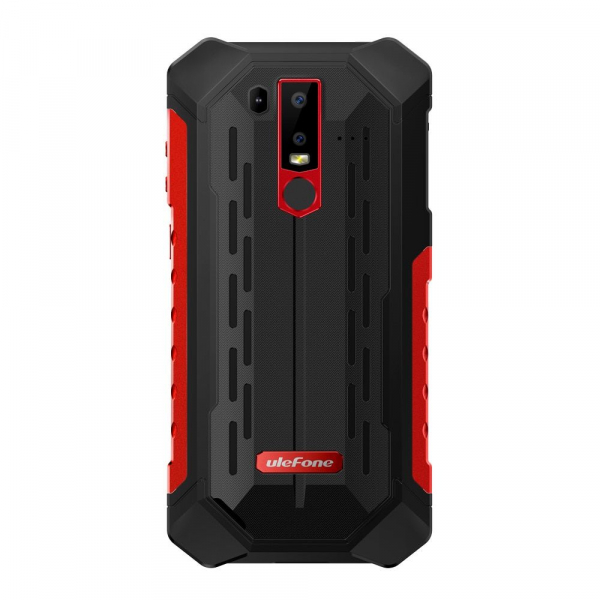 Telefon mobil Ulefone Armor 6E, 6.2inch, 4GB RAM, 64GB ROM, Helio P70 OctaCore, Android 9.0, Dual SIM, Incarcare Wireless 4