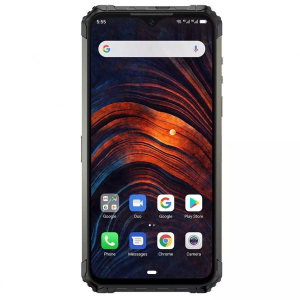 Telefon mobil Ulefone Armor 7,IPS6.3inch, 8GB RAM, 128GB ROM, Android 9.0,Helio P90 OctaCore, Incarcare wireless, 5500mAh, Dual Sim 1