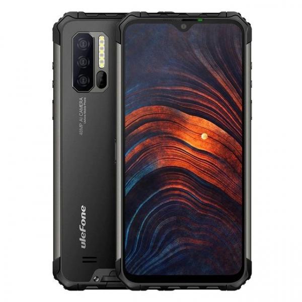 Telefon mobil Ulefone Armor 7,IPS6.3inch, 8GB RAM, 128GB ROM, Android 9.0,Helio P90 OctaCore, Incarcare wireless, 5500mAh, Dual Sim 0