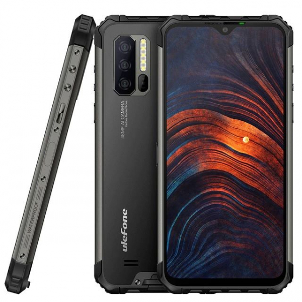 Telefon mobil Ulefone Armor 7,IPS6.3inch, 8GB RAM, 128GB ROM, Android 9.0,Helio P90 OctaCore, Incarcare wireless, 5500mAh, Dual Sim 4