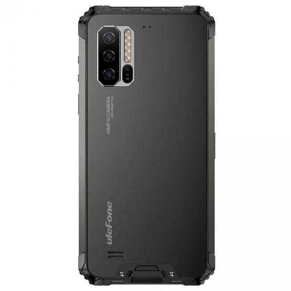 Telefon mobil Ulefone Armor 7,IPS6.3inch, 8GB RAM, 128GB ROM, Android 9.0,Helio P90 OctaCore, Incarcare wireless, 5500mAh, Dual Sim 2