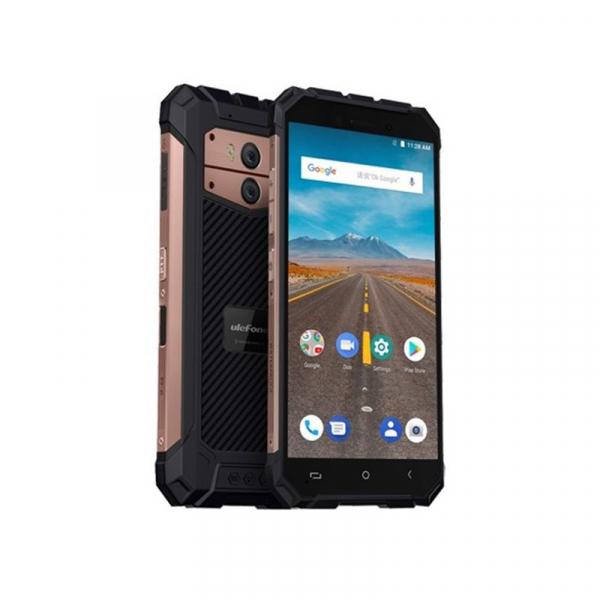 Telefon mobil Ulefone Armor X 4G, Waterproof IP68, 2GB RAM 16GB ROM, Quad Core, 5.5 inch, Amprenta, Android 8.1, Camera dubla, DualSim 7