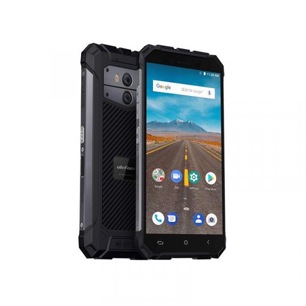 Telefon mobil Ulefone Armor X 4G, Waterproof IP68, 2GB RAM 16GB ROM, Quad Core, 5.5 inch, Amprenta, Android 8.1, Camera dubla, DualSim 6