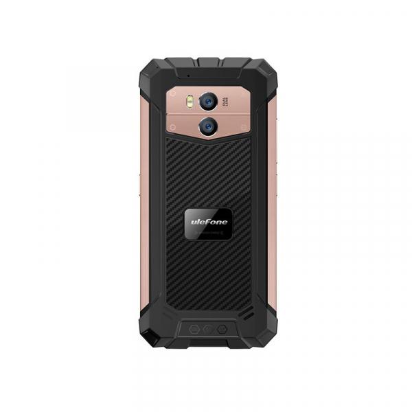 Telefon mobil Ulefone Armor X 4G, Waterproof IP68, 2GB RAM 16GB ROM, Quad Core, 5.5 inch, Amprenta, Android 8.1, Camera dubla, DualSim 10