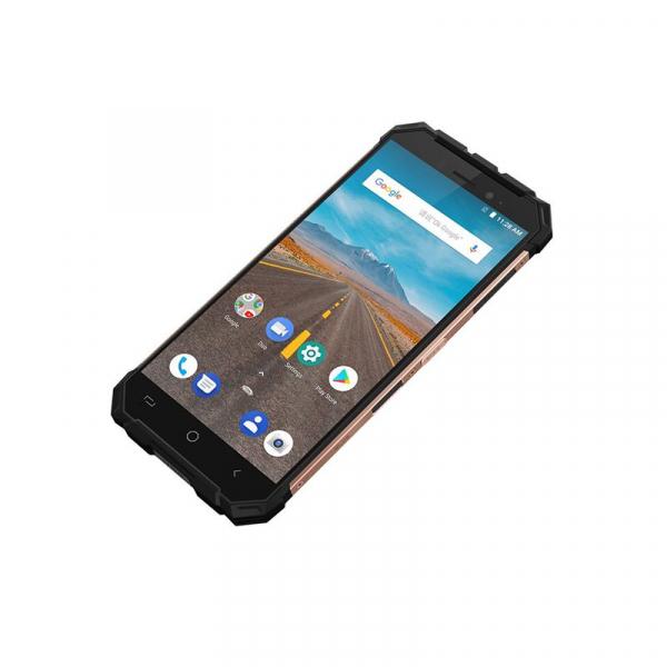 Telefon mobil Ulefone Armor X 4G, Waterproof IP68, 2GB RAM 16GB ROM, Quad Core, 5.5 inch, Amprenta, Android 8.1, Camera dubla, DualSim 8