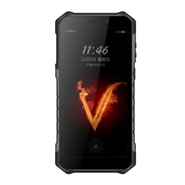 Telefon mobil Ulefone Armor X3, IPS 5.5 inch, 2GB RAM, 32GB ROM, Android 9.0, MediaTek MT6580, ARM Mali-400 MP2, QuadCore, 5000mAh, Dual Sim 2