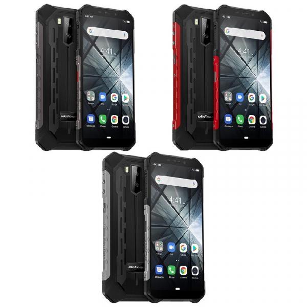 Telefon mobil Ulefone Armor X3, IPS 5.5 inch, 2GB RAM, 32GB ROM, Android 9.0, MediaTek MT6580, ARM Mali-400 MP2, QuadCore, 5000mAh, Dual Sim 0