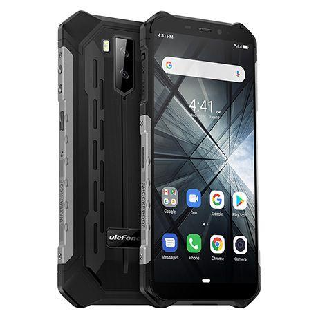 Telefon mobil Ulefone Armor X3, IPS 5.5 inch, 2GB RAM, 32GB ROM, Android 9.0, MediaTek MT6580, ARM Mali-400 MP2, QuadCore, 5000mAh, Dual Sim 9