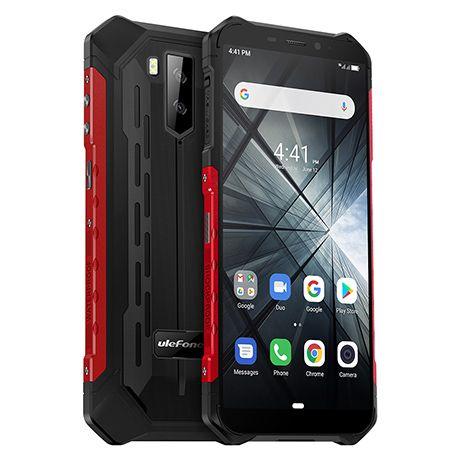 Telefon mobil Ulefone Armor X3, IPS 5.5 inch, 2GB RAM, 32GB ROM, Android 9.0, MediaTek MT6580, ARM Mali-400 MP2, QuadCore, 5000mAh, Dual Sim 6