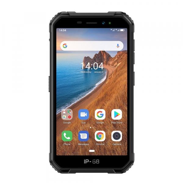 Telefon mobil Ulefone Armor X6, 3G, IPS5.0inch, 2GB RAM, 16GB ROM,MediaTek MT6580QuadCore, ARM Mali-400, Android 9.0, 4000mAh 2