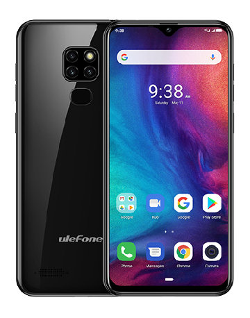 Telefon mobil Ulefone Note 7P, IPS 6.1inch, 3GB RAM, 32GB ROM, Android 9.0,Helio A22, PowerVR GE8300, QuadCore, 3500mAh, Dual Sim 4