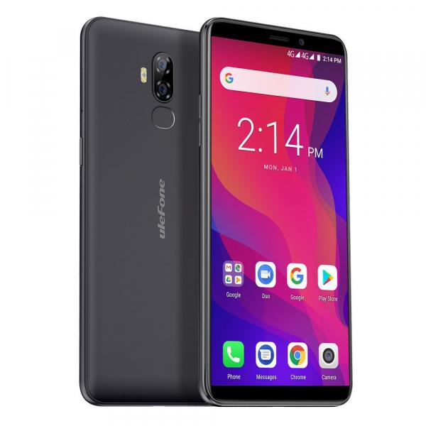 Telefon mobil Ulefone Power 3L, 4G, IPS 6.0inch, Android 8.1,MediaTek MT6739QuadCore, 2GB RAM, 16GB ROM, 6350mAh, Dual SIM 17