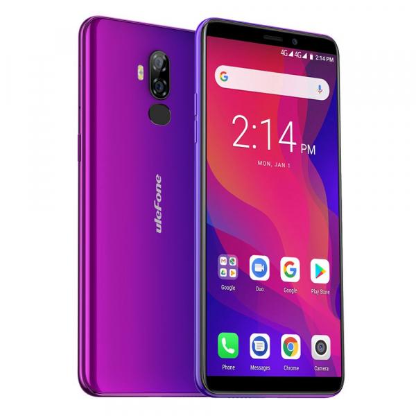 Telefon mobil Ulefone Power 3L, 4G, IPS 6.0inch, Android 8.1,MediaTek MT6739QuadCore, 2GB RAM, 16GB ROM, 6350mAh, Dual SIM 11